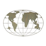 Globe ウォールデコ