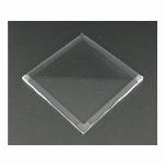 アクリルディスプレイ透明板 A100角10C