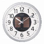 3電波対応掛時計