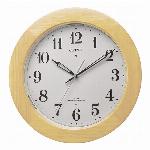 環境目安表示付電波掛時計