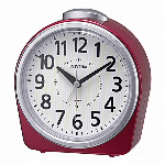 目覚時計 フェイス645 シルバー