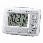 ソーラー電源電波掛時計