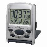 デジタル電波目覚時計 ジャストウェーブR095DN