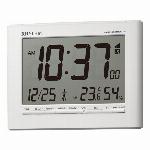 掛置兼用デジタル電波目覚まし時計 フィットウェーブD203