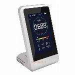 東亜産業 CO2マネージャー 二酸化炭素濃度測定器 温度測定 湿度測定 TOA-CO2MG-001