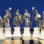 シルバー925で作ったチェスセット!