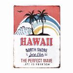 デザインボードメタルL ハワイ