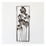 【直送可】ウォールアート 壁掛け 壁飾り 花