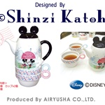Shinzi Katoh-Disneyティーフォーツー