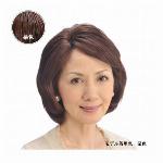 おしゃれヘアピース HPN-150A L 栗色