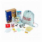 角利 緊急避難セット KEC-500 4197