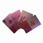 【国内販路のみ】PLAYING CARDS PINK SLW147
