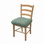 撥水加工のびのび椅子カバー グリーン