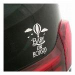 ベビーオンボード BALLOON ST817