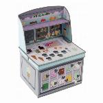キッズ収納ボックス ホッペル Ice Cream Shop KNB88051