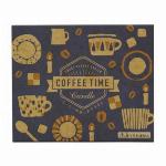 丸叶むらたのろうそく【COFFEE TIME コーヒーキャンドル  56本入】  CO-03
