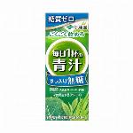 紙ごくごく飲める毎日1杯の青汁豆乳ミックス200ml(アルミレスECO容器採用)