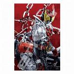 300ピース ジグソーパズル 仮面ライダーシリーズ(26x38cm) 【5個アソートセット】@499円