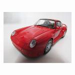ウィリー 1/32 ポルシェ Porsche 959 レッド ダイキャストカー Diecast Model ミニカー NMC136RED@999円