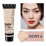 【MISS ROSE MATTE】matt-wear liquid foundation リキッドファンデーション 37ml【IVORY6】