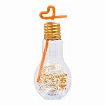 ディズニー光る電球ボトル500ml2 瓶口3.5cm SY-2387