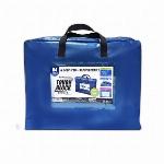 マグエックス 耐水メールバッグA4(青) MPO-A4B