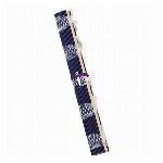 呉竹 筆巻カラー セリースパック 1尺 青 KD22-10S