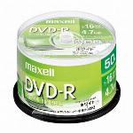 マクセル PC DATA用 DVD-R DR47PWE.50SP