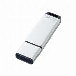 サンワサプライ USB2.0 メモリ 32GB UFD-2AT32GSV