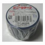 ニチバン ビニールテープ VT-38 青 VT-384 アオ 00740541