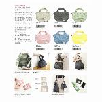 【予約商品】ローリエ ショッピングバッグ  LIGHT  11月下旬入荷予定