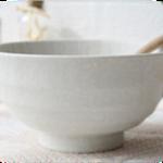 たっぷり碗 (美濃焼)