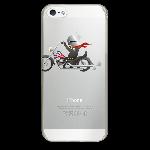 iPhone5ケース APPLE RIDER