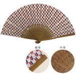 Komon+ 和紙扇子70型25間【オーダーメイド対応】