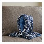 国産.綿100% 子ども用防災頭巾柄は色々あります 低学年から大人用程度迄におす..