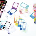 ルーペ(カード型/オリジナル)