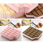 チョコレートメモパッド