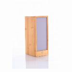 電池式 人感センサー 竹の灯 - たけのあかり - 天然竹使用 センサーライト