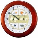 【日本製お天気時計】ウェザーパルEX・お天気時計