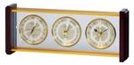 【日本製、高品質高精度】スーパーEX温・湿度・時計