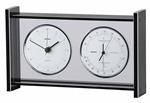 【日本製、高品質高精度】スーパーEXギャラリー温・湿度・時計