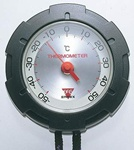 極寒の地に挑むアルピニスト達へ、測定範囲マイナス50℃からのアナログ温度計サーモマックス50