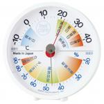 【特価10%OFF】生活管理温・湿度計 feel care