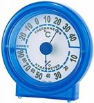 【ポップな丸型】シュクレ温・湿度計