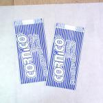 [チェコ][即納可能] ポップコーンの袋 青  10枚1組、20枚で1ロット