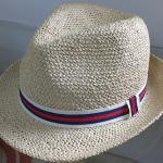 夏の帽 夏の日よけに