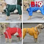 ドッグウェア レインコート オーバーオール ジャンパー 犬服 ペット服