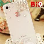 スマホアクセサリー i-phone4/4s/5/5s/5c シンプル ワンポイン..