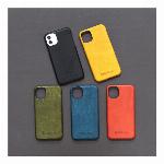 イタリアンレザー 本革 iPhone11/11pro/11proMax  スマホケース シンプル