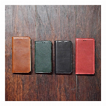 【日本製】姫路産馬革iPhoneケース 7/8/X/XR/11/11pro  ブエブロレザー  スマホケース メンズ レディース